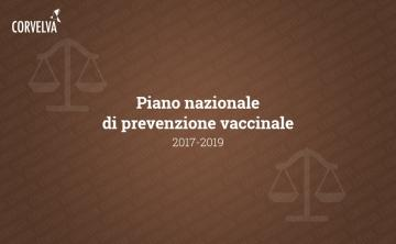 National vaccine prevention plan 2017-2019
