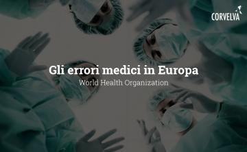 Gli errori medici in Europa (World Health Organization)