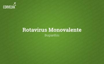 Monovalent rotavirus