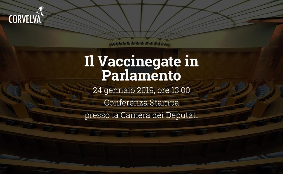 Vaccinegate en el Parlamento