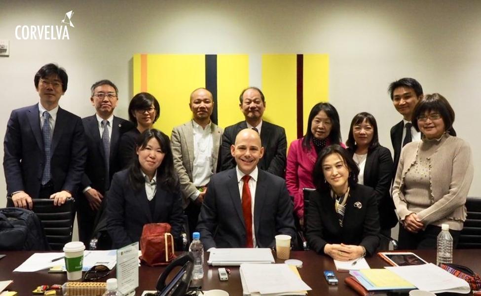 HPV vaccine lawyer Mark Sadaka meets 11 Japanese lawyers
