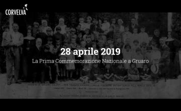 The First National Commemoration in Gruaro