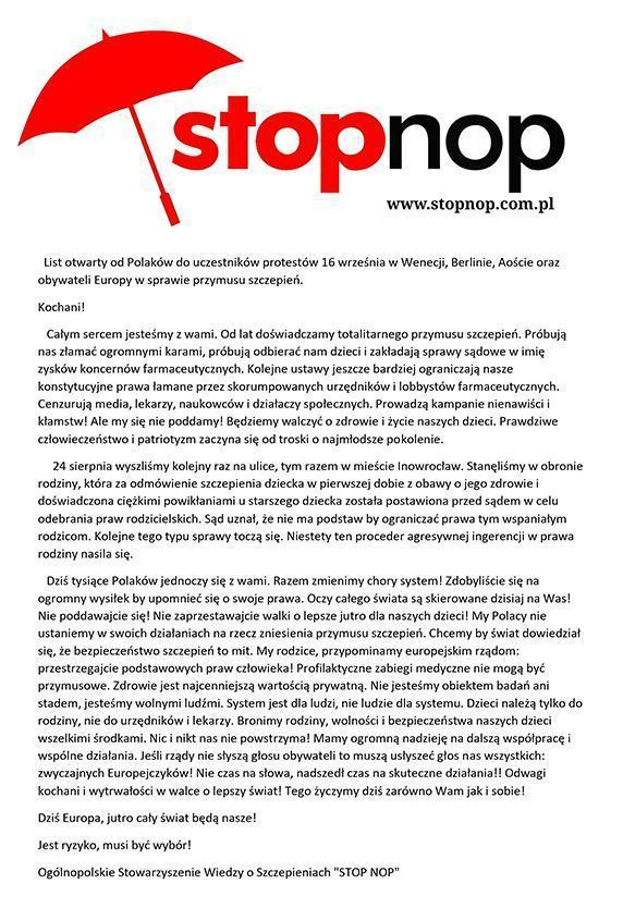 stopnop letter