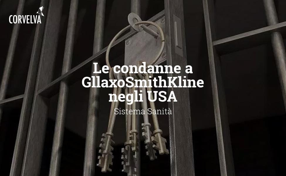 The sentences to GlaxoSmithKline in the USA
