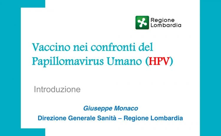We publish the General Directorate of Health Report - Lombardy Region with the adverse reactions to the HPV vaccine removed from the internet