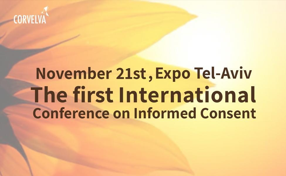 First International Conference on Informed Consent: November 27, 2019