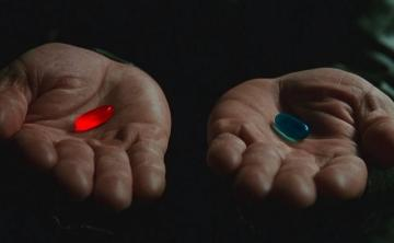 Matrix and vaccines: red pill or blue pill?