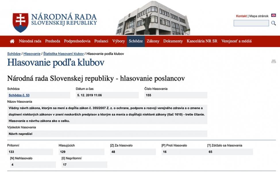 Grandes noticias de Eslovaquia