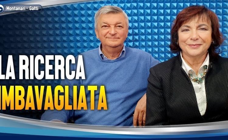 Die geknebelte Suche - Stefano Montanari und Antonietta Gatti
