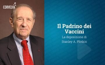 Le parrain des vaccins: la déposition de Stanley Plotkin