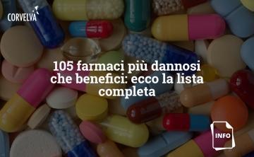 105 médicaments plus nocifs que bénéfiques: voici la liste complète