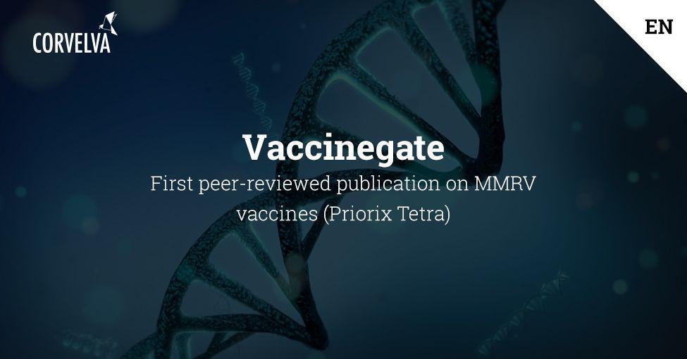 Erste von Experten begutachtete Veröffentlichung zu MMRV-Impfstoffen (Priorix Tetra)