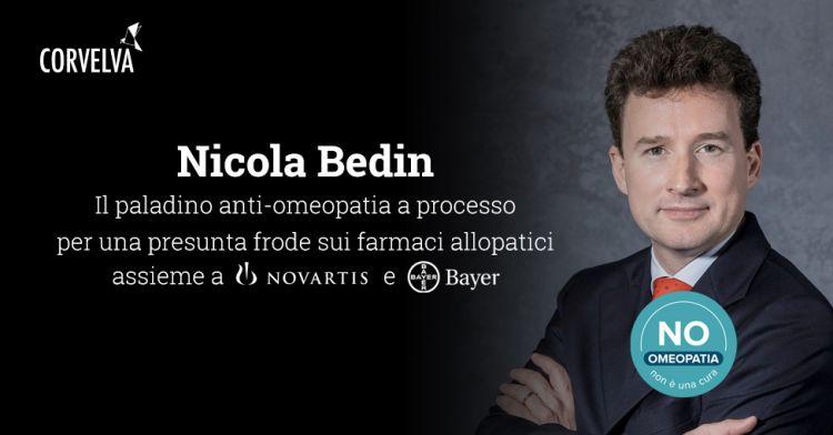 Защитник антигомеопатии предстает перед судом по обвинению в мошенничестве с аллопатическими препаратами вместе с Novartis и Bayer